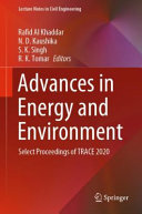 Advances in Energy and Environment