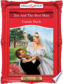 Zoe And The Best Man (Mills & Boon Vintage Desire)