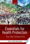 Essentials for Health Protection Book