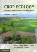 Cover of Crop Ecology