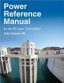 Power Reference Manual for the PE Exam Book