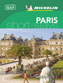Michelin Green Guide Short-Stays Paris