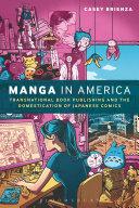 Pdf Manga in America