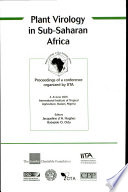 Plant Virology in Sub-Saharan Africa