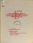 The Ohio State University International Symposium on Molecular Spectroscopy