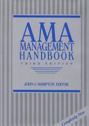 AMA Management Handbook Book