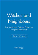 Witches and Neighbours