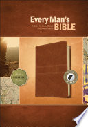 Every Man s Bible NIV  Deluxe Journeyman Edition