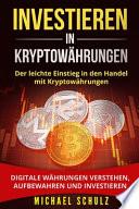 Investieren in Kryptowhrungen