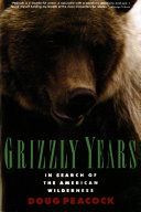Grizzly Years Pdf/ePub eBook