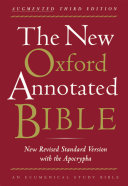 The New Oxford Annotated Bible with the ...