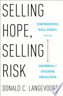 Selling Hope  Selling Risk