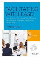 Facilitating with Ease! Pdf/ePub eBook