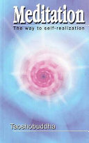Meditation  The Way of Self Realization