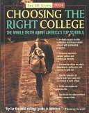 Choosing the Right College  2004