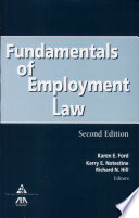 Fundamentals Of Employment Law