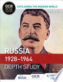 Ocr Gcse History Explaining The Modern World Russia 1928 1964