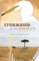 Stormbird of the Serengeti Book