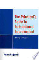 The Principal S Guide To Instructional Improvement