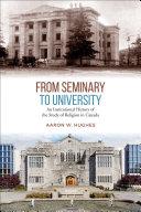From Seminary to University