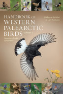 Handbook of Western Palearctic Birds, Volume 1 Pdf/ePub eBook