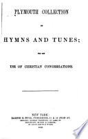 Plymouth Collection Of Hymns And Tunes