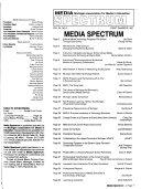 Media Spectrum Book