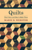 Quilts - Their Story and How to Make Them [Pdf/ePub] eBook