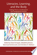 Literacies  Learning  and the Body Book