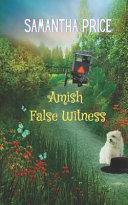 Amish False Witness