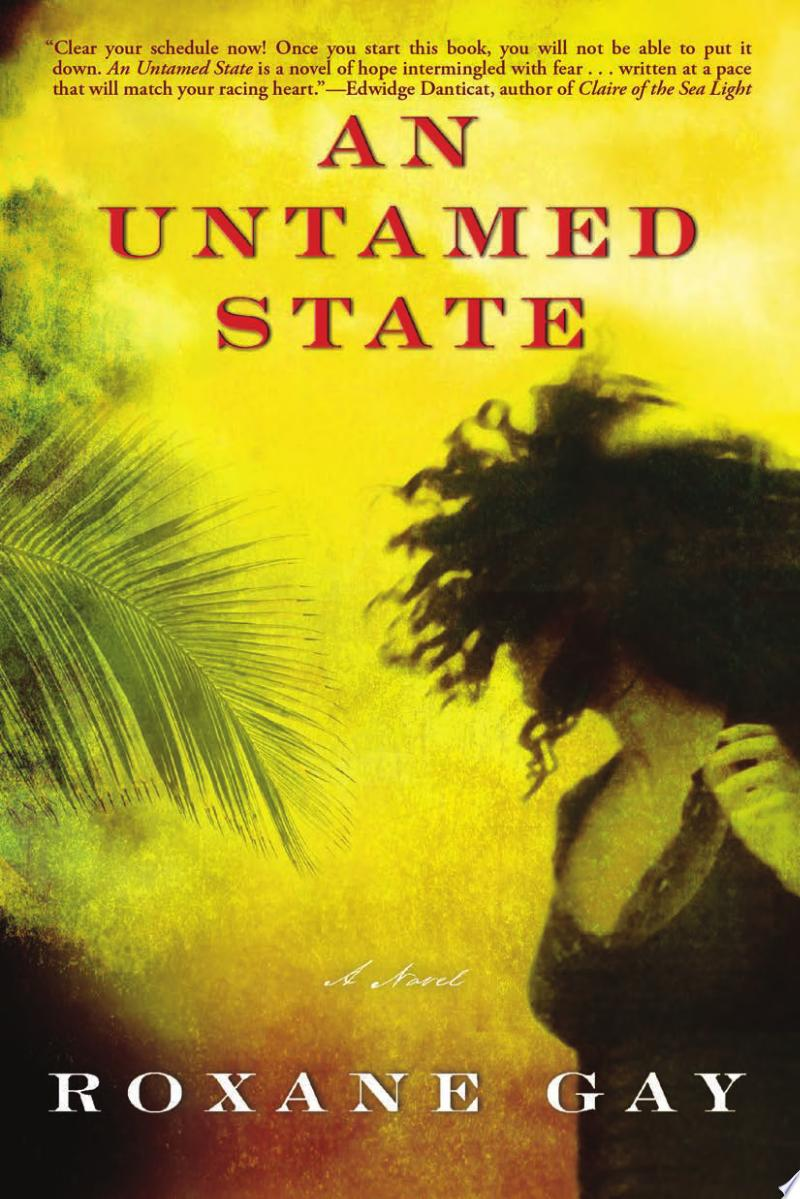 An Untamed State banner backdrop