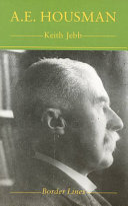 A.E. Housman ebook