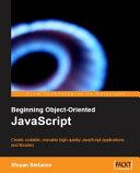 Object Oriented JavaScript