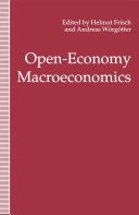 Open-Economy Macroeconomics Pdf/ePub eBook