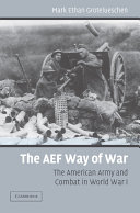 The AEF Way of War