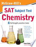 Mcgraw Hill S Sat Subject Test Chemistry 3rd Edition Book PDF