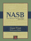 New American Standard Bible Giant Print Reference