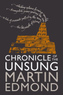 Chronicle of the Unsung ebook