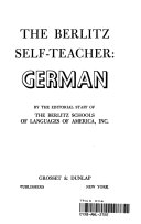 Berlitz Self Teachers