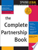 The Complete Partnership Book