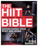 The HIIT Bible [Pdf/ePub] eBook