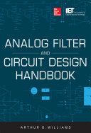 Analog Filter and Circuit Design Handbook