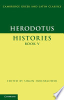 Read Online Herodotus: Histories Book V For Free