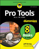 Pro Tools All In One For Dummies