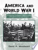 America and World War One