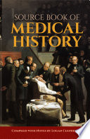 Source Book Of Medical History Book PDF