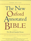 The New Oxford Annotated Bible Book PDF