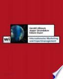 Internationales Marketing und Exportmanagement