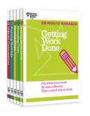 The HBR Essential 20 Minute Manager Collection  5 Books   HBR 20 Minute Manager Series