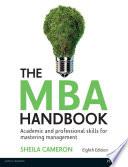 The MBA Handbook
